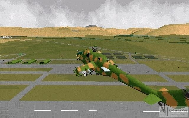 HIND: The Russian Combat Helicopter Simulation Download (Last Version) Free  PC Game Torrent